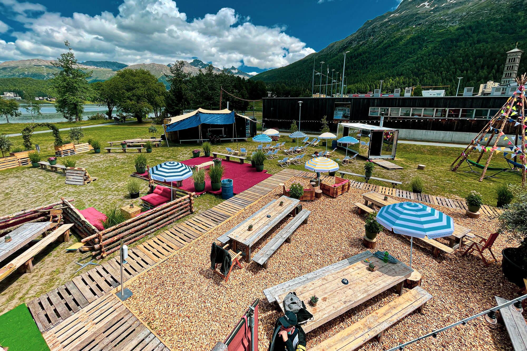The Paddock St. Moritz